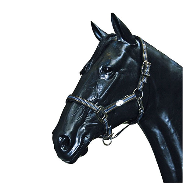 Kerbl-Halster-Supra-zwart