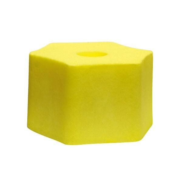 Kerbl-Liksteen-Delizia-Banaan-geel-650-gr