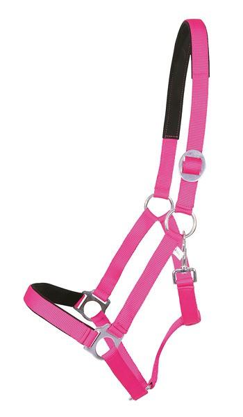 Pfiff-Halster-neon-roze