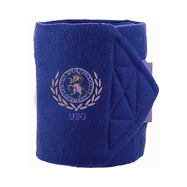 USG-Fleece-bandages-Little-Jumper-blauw-2m