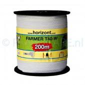 Horizont-Lint-Farmer-T40-w-40mm-200-meter-wit-40-mm