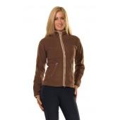 Pfiff-Fleecevest-Jacket-bruin-L